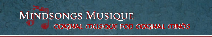Welcome to Mindsongs Musique!